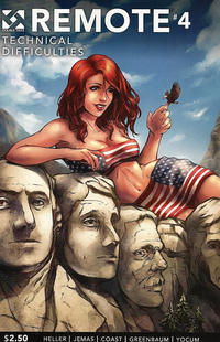 Cover Thumbnail for Remote (Double Take, 2015 series) #4