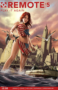 Cover Thumbnail for Remote (Double Take, 2015 series) #5
