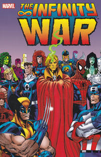 Cover Thumbnail for Infinity War (Marvel, 2006 series)