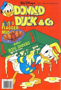 Cover Thumbnail for Donald Duck & Co (Hjemmet / Egmont, 1948 series) #37/1994