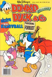Cover Thumbnail for Donald Duck & Co (Hjemmet / Egmont, 1948 series) #43/1994
