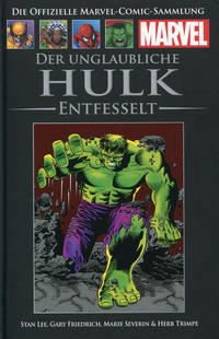 Cover Thumbnail for Die offizielle Marvel-Comic-Sammlung (Hachette [DE], 2013 series) #11 - Der unglaubliche Hulk: Entfesselt