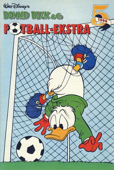 Cover for Donald Duck & Co Ekstra [Bilag til Donald Duck & Co] (Hjemmet / Egmont, 1985 series) #5/1994