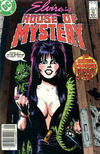 Cover Thumbnail for Elvira's House of Mystery (1986 series) #1 [Canadian]