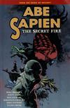 Cover for Abe Sapien (Dark Horse, 2008 series) #7 - The Secret Fire