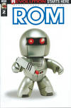 Cover for ROM (IDW, 2016 series) #2 [Retailer Incentive Toy Photo Cover]
