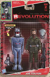 Cover for Revolution (IDW, 2016 series) #2 [Subscription Cover D - Adam Riches]