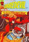 Cover for Daredevil (Yaffa / Page, 1977 series) #5