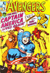Cover for Avengers (Yaffa / Page, 1978 ? series) #2