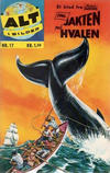 Cover for Alt i bilder (Illustrerte Klassikere / Williams Forlag, 1960 series) #17 - Jakten på hvalen