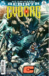 Cover for Cyborg (DC, 2016 series) #2 [Carlos D'Anda Variant Cover]