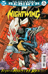 Cover for Nightwing (DC, 2016 series) #6