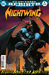 Cover for Nightwing (DC, 2016 series) #6 [Ivan Reis / Oclair Albert Cover]