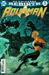 Cover for Aquaman (DC, 2016 series) #8 [Joshua Middleton Variant]