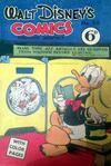Cover for Walt Disney's Comics (W. G. Publications; Wogan Publications, 1946 series) #50