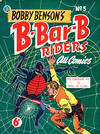Cover for Bobby Benson's  B-Bar-B Riders (World Distributors, 1950 series) #5