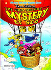 Cover for Thea Stilton (NBM, 2013 series) #6 - The Thea Sisters and the Mystery at Sea