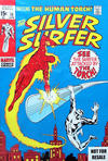 Cover for The Silver Surfer (Marvel, 1968 series) #15 [Giveaway]