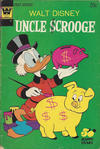 Cover Thumbnail for Uncle Scrooge (1963 series) #107 [Whitman]