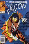 Cover Thumbnail for Falcon (1983 series) #1 [Newsstand]