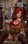 Cover Thumbnail for Belladonna (2015 series) #0 [Costume Change Cover D - Christian Zanier]