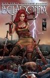 Cover for Belladonna (Avatar Press, 2015 series) #0 [Kickstarter Costume Change Cover A - Christian Zanier]