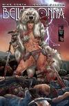 Cover for Belladonna (Avatar Press, 2015 series) #0 [Kickstarter Costume Change Cover C - Christian Zanier]