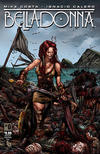 Cover for Belladonna (Avatar Press, 2015 series) #0 [Kickstarter Femme Fatale - Michael DiPascale]