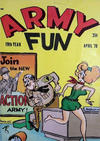 Cover for Army Fun (Prize, 1952 series) #v10#3