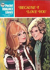 Cover Thumbnail for Pocket Romance Library (Thorpe & Porter, 1971 series) #47