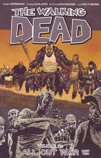 Cover for The Walking Dead (Image, 2004 series) #21 - All Out War, Part Two
