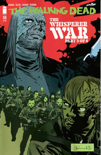 Cover Thumbnail for The Walking Dead (Image, 2003 series) #159 [Charlie Adlard Standard Cover]