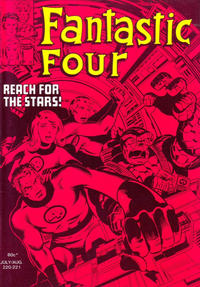Cover Thumbnail for Fantastic Four (Yaffa / Page, 1979 ? series) #220/221