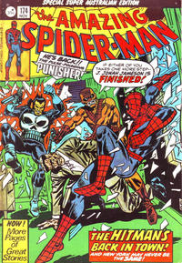 Cover Thumbnail for The Amazing Spider-Man (Yaffa / Page, 1977 ? series) #174