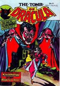 Cover Thumbnail for The Tomb of Dracula (Yaffa / Page, 1978 series) #8