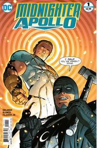 Cover Thumbnail for Midnighter and Apollo (DC, 2016 series) #1 [Aco Cover Variant]