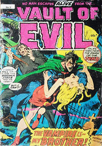 Cover Thumbnail for Vault of Evil (Yaffa / Page, 1978 series) #3