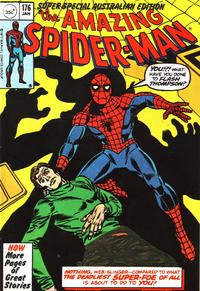 Cover Thumbnail for The Amazing Spider-Man (Yaffa / Page, 1977 ? series) #176