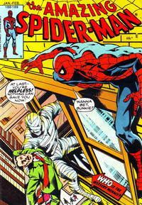 Cover Thumbnail for The Amazing Spider-Man (Yaffa / Page, 1977 ? series) #188-189