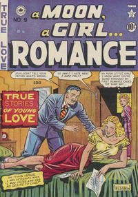 Cover Thumbnail for A Moon, a Girl...Romance (Superior, 1949 series) #9