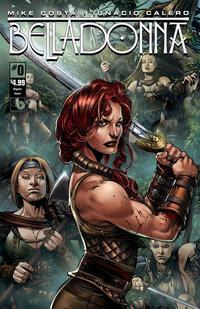Cover Thumbnail for Belladonna (Avatar Press, 2015 series) #0 [Regular Cover]