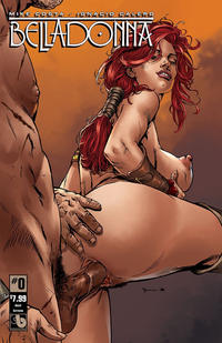 Cover Thumbnail for Belladonna (Avatar Press, 2015 series) #0 [Adult Extreme Cover - Christian Zanier]