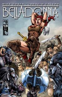 Cover Thumbnail for Belladonna (Avatar Press, 2015 series) #0 [Warrior Women - Jose Luis]