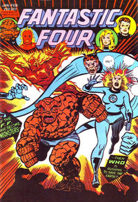 Cover Thumbnail for Fantastic Four (Yaffa / Page, 1979 ? series) #202/203