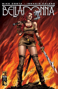 Cover Thumbnail for Belladonna (Avatar Press, 2015 series) #0 [Century Red Hot - Jose Luis]