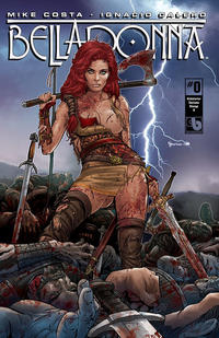 Cover Thumbnail for Belladonna (Avatar Press, 2015 series) #0 [Kickstarter Costume Change Cover B - Christian Zanier]