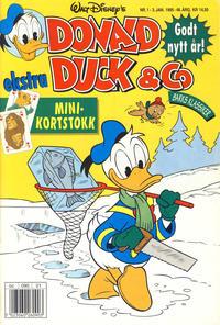 Cover Thumbnail for Donald Duck & Co (Hjemmet / Egmont, 1948 series) #1/1995