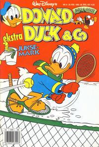 Cover Thumbnail for Donald Duck & Co (Hjemmet / Egmont, 1948 series) #9/1995