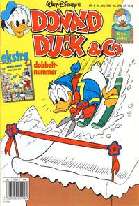 Cover Thumbnail for Donald Duck & Co (Hjemmet / Egmont, 1948 series) #4/1995