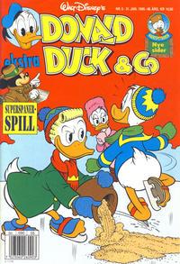 Cover Thumbnail for Donald Duck & Co (Hjemmet / Egmont, 1948 series) #5/1995